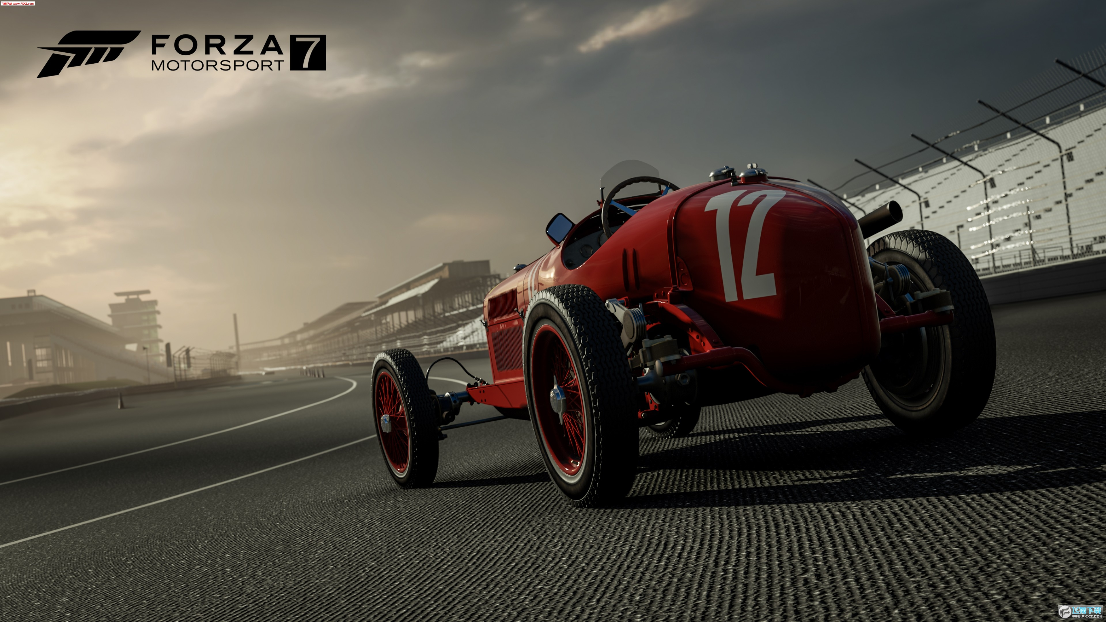 极限竞速7(Forza Motorsport 7)截图4
