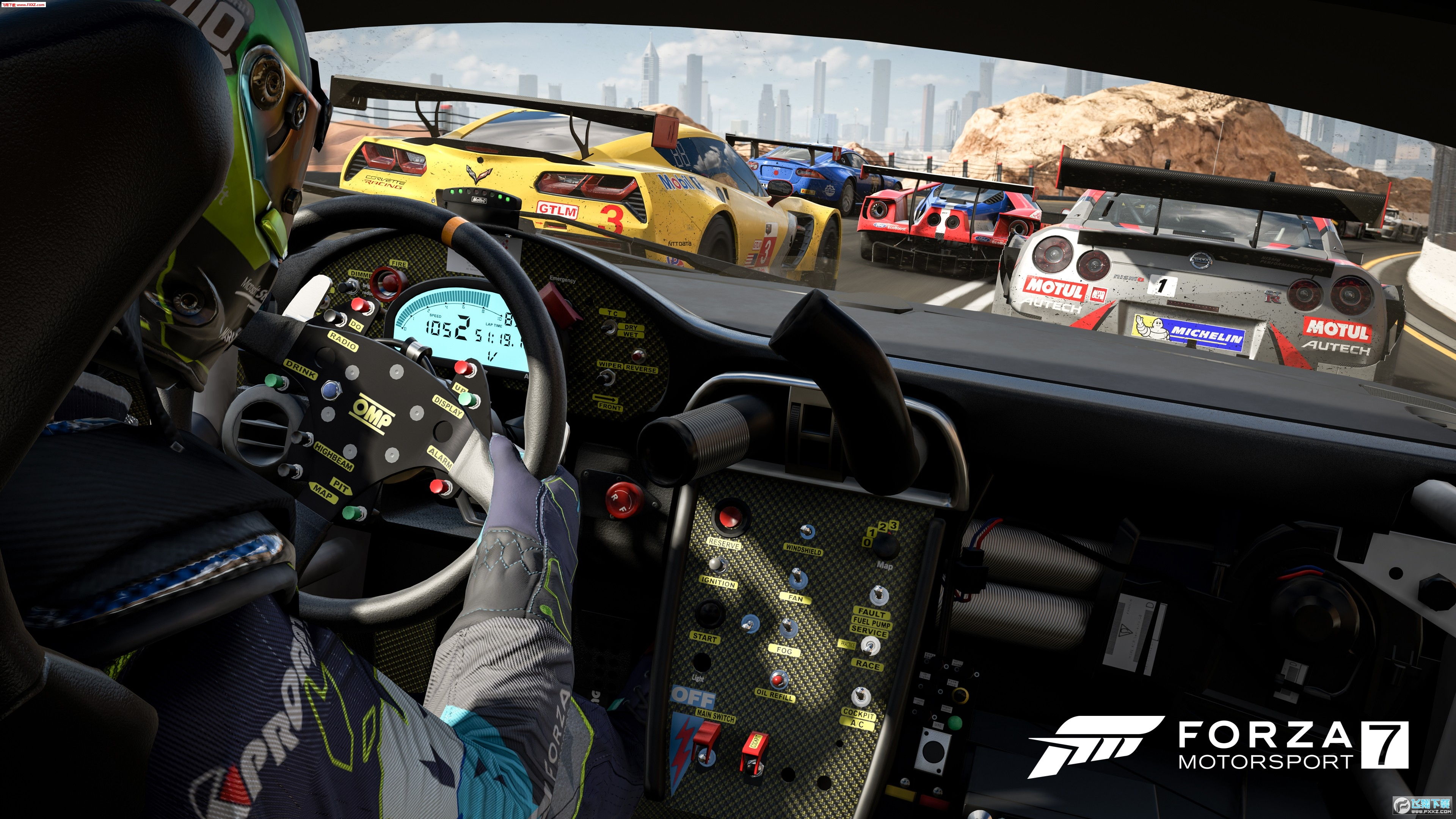 极限竞速7(Forza Motorsport 7)截图5