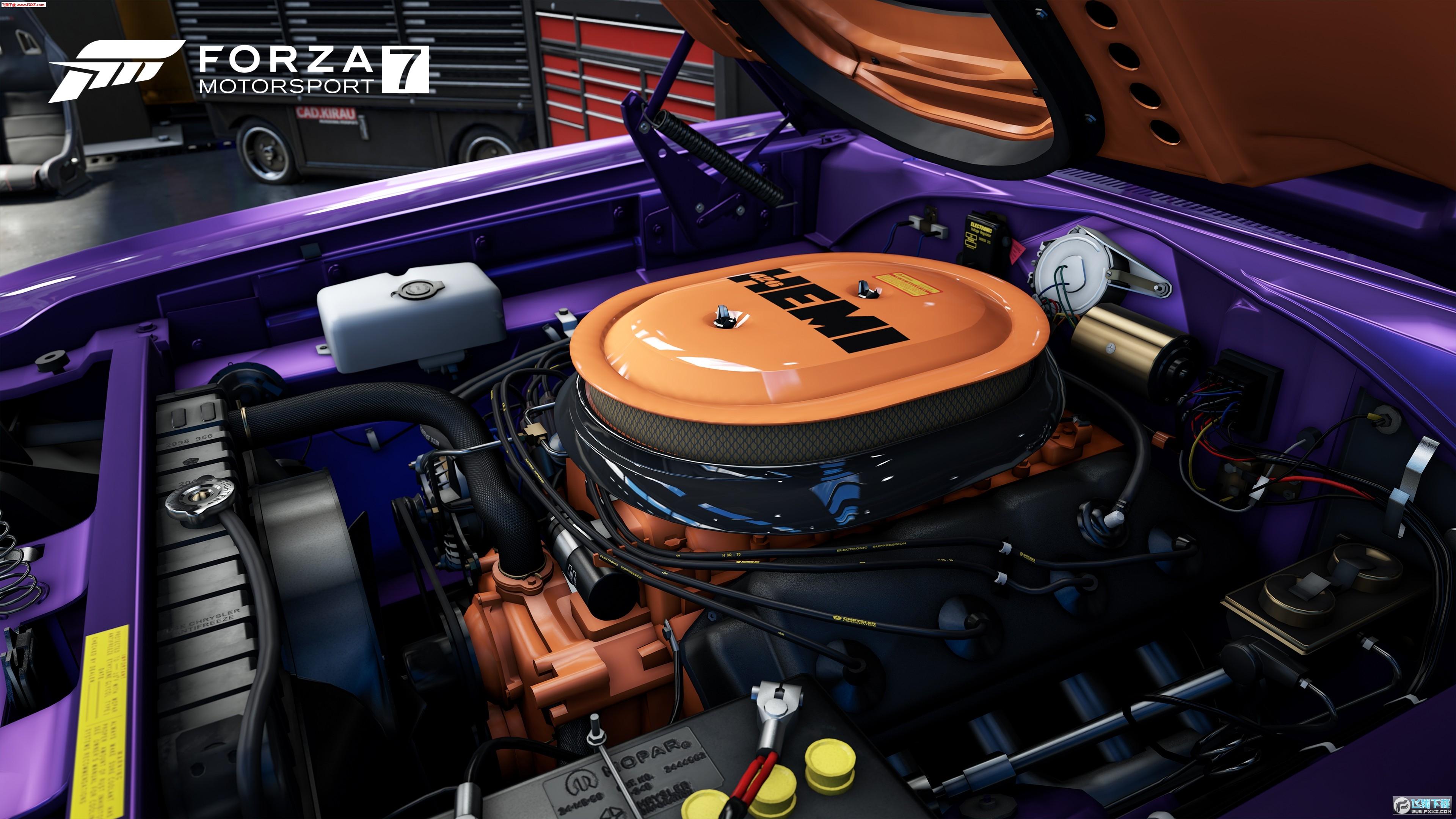 极限竞速7(Forza Motorsport 7)截图6