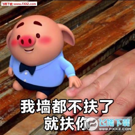 猪小屁表情包图片