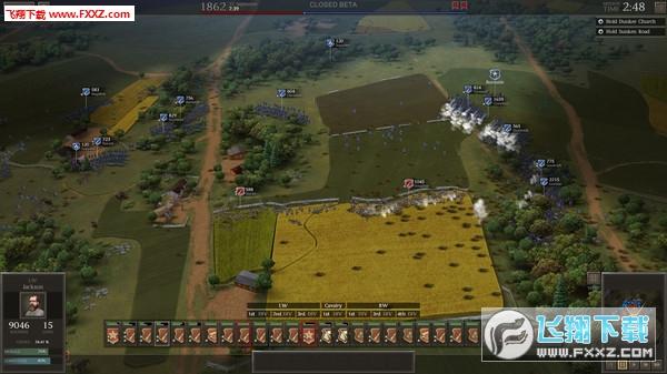 终极将军:内战截图2