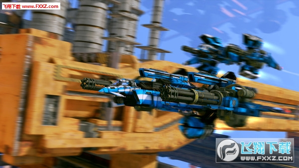 Strike Vector EX截图5