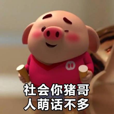 猪小屁印版无水图片委屈|猪小屁表情下载表情下载的表情小孩图片
