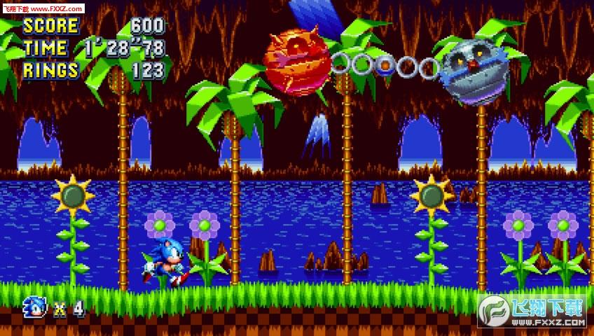 索尼克:狂欢(Sonic Mania)截图3