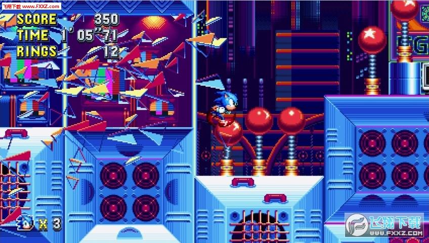 索尼克:狂欢(Sonic Mania)截图4