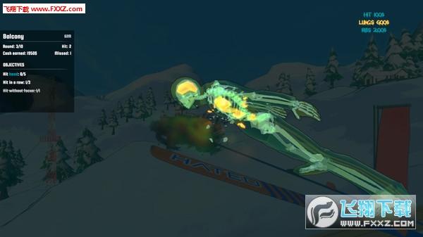 雪场狙击(Ski Sniper)截图1