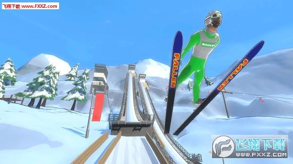 雪场狙击(Ski Sniper)截图5