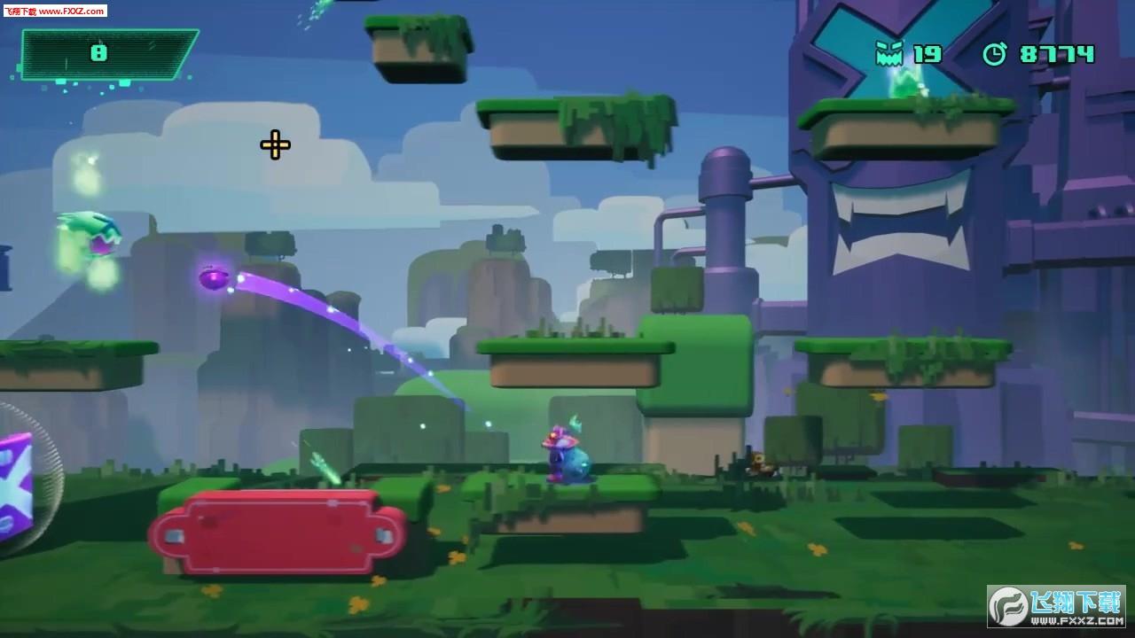 吉格斯电玩爆破(Ziggs Arcade Blast)截图2