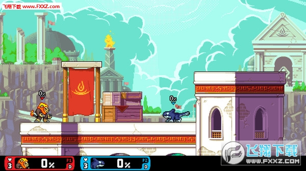 以太之战(Rivals of Aether)截图2