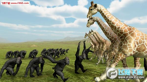 动物打架模拟器截图5
