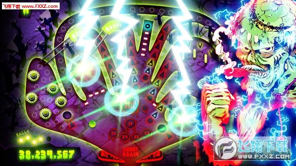 僵尸弹球(Zombie Pinball)截图4