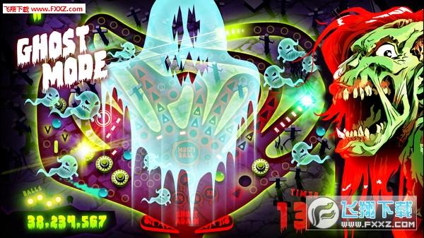 僵尸弹球(Zombie Pinball)截图6