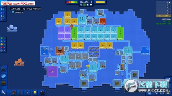 Blueprint Tycoon截图0