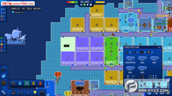 Blueprint Tycoon截图2