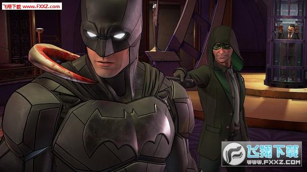 蝙蝠侠:内敌截图3
