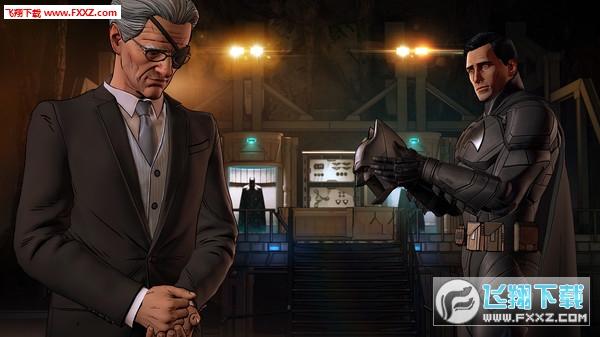 蝙蝠侠:内敌截图5