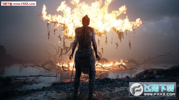 地狱之刃:塞娜的献祭截图2