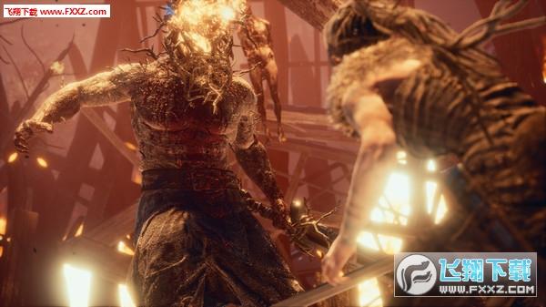 地狱之刃:塞娜的献祭截图4
