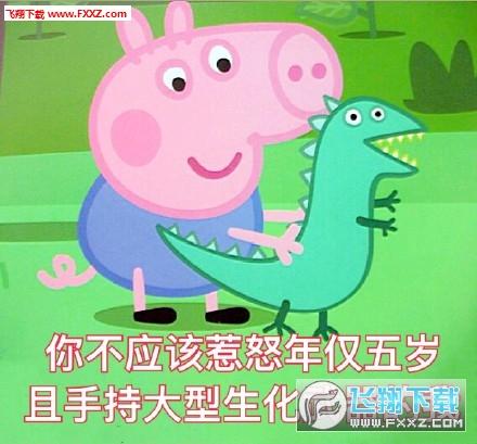 网络工具 聊天工具 → 小猪佩奇表情包 无水印版  小猪佩奇是一个可爱