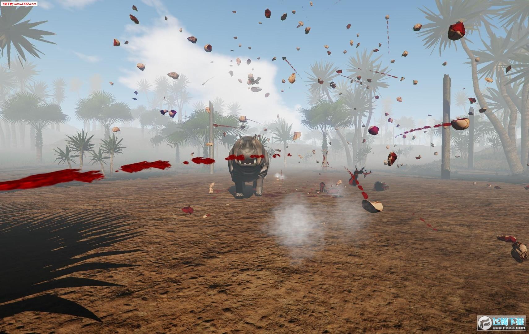 Red Wake Carnage截图6