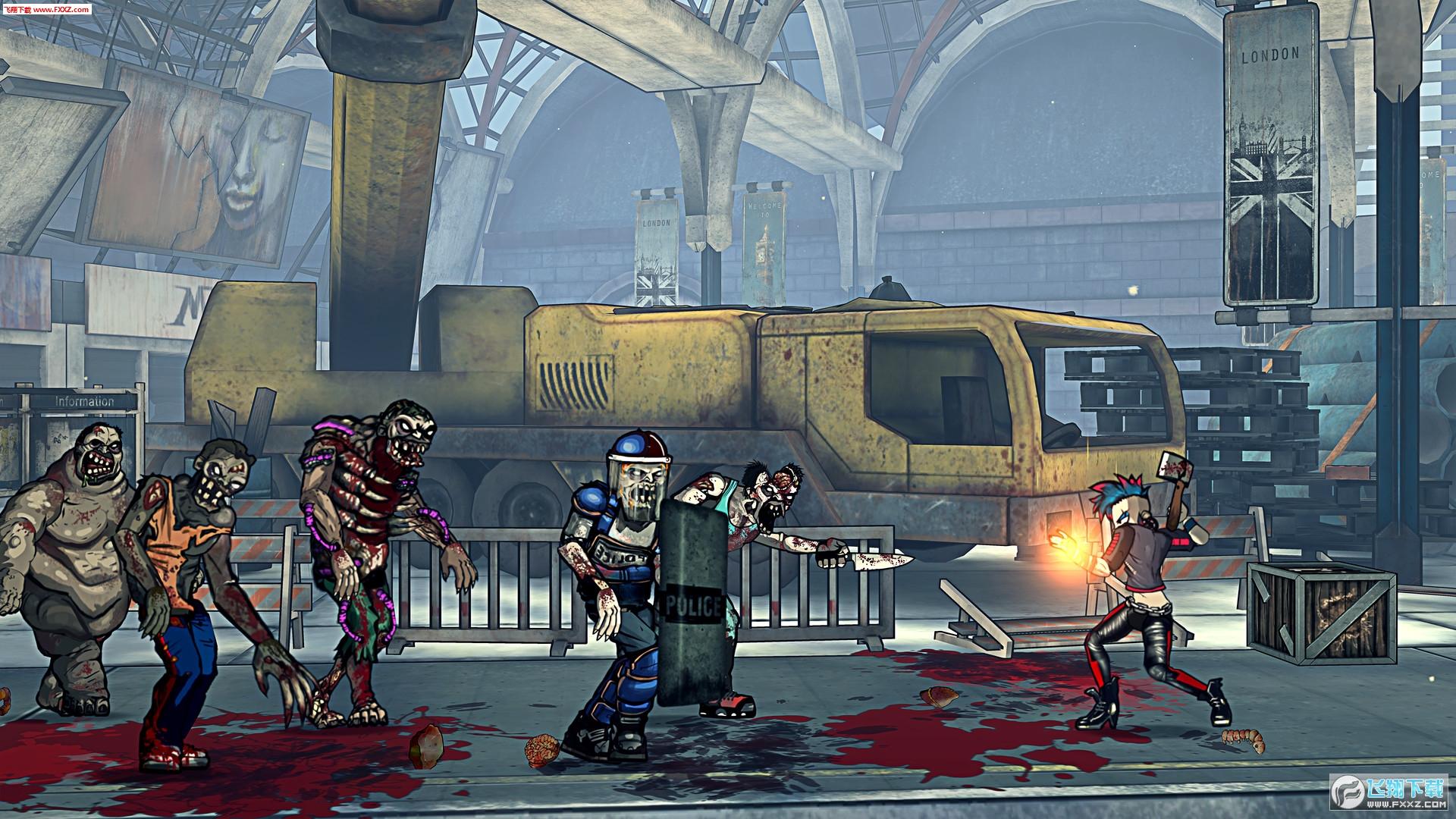 血腥僵尸(Bloody Zombies)截图1