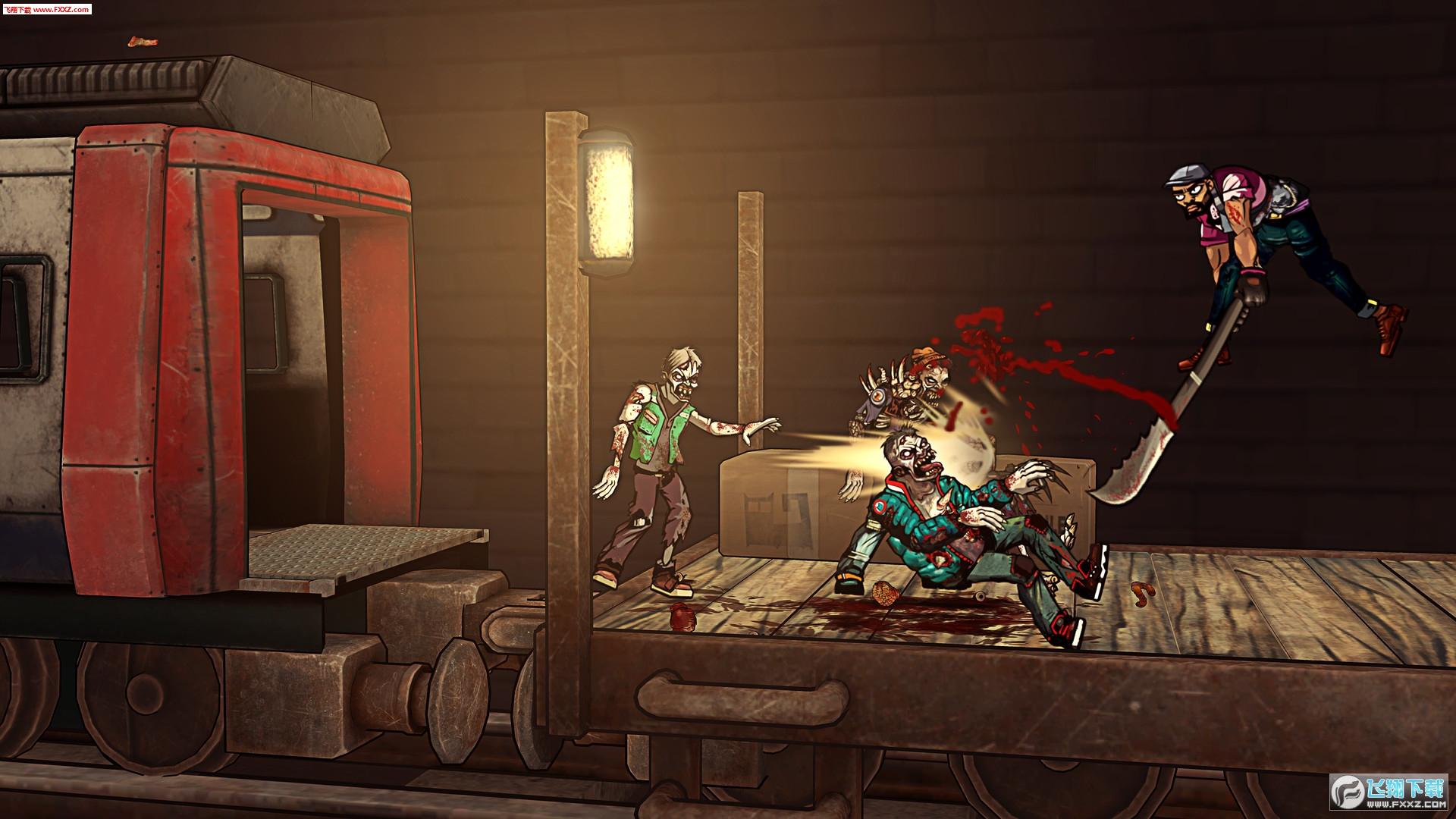 血腥僵尸(Bloody Zombies)截图3