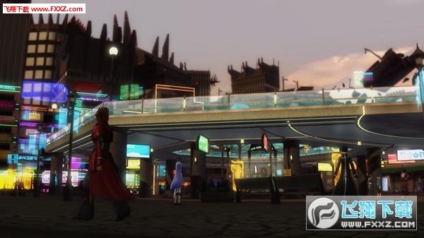 加速世界VS刀剑神域截图0
