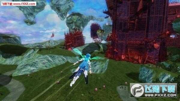 加速世界VS刀剑神域截图4
