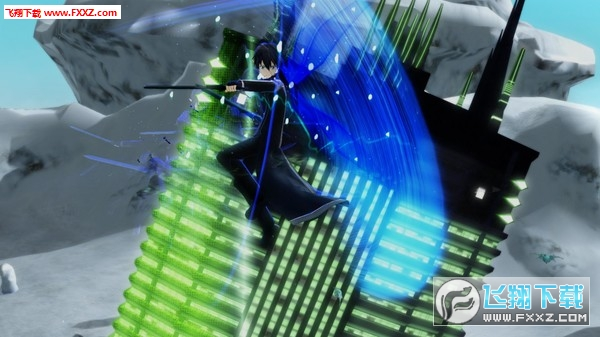 加速世界VS刀剑神域截图5