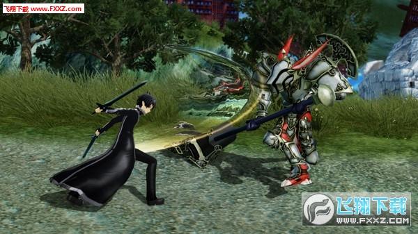 加速世界VS刀剑神域截图6