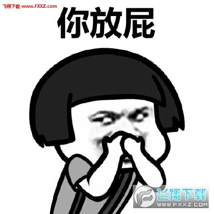 你下载表情全系列版放屁 你放屁熊猫图片的黑白表情熊猫搞笑图片