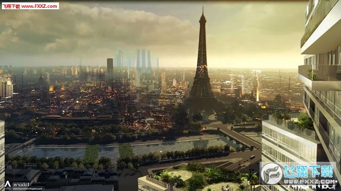 巴黎建筑师截图0