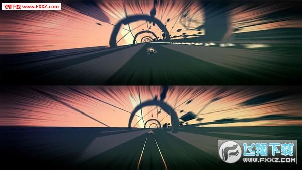 超驱动:疯狂重力竞速截图0