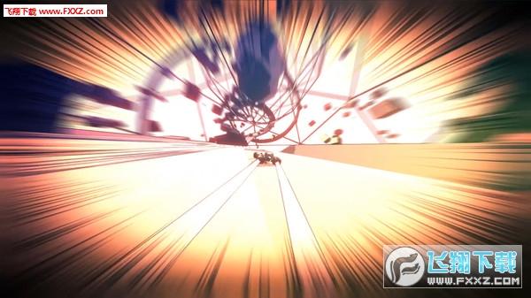 超驱动:疯狂重力竞速截图2