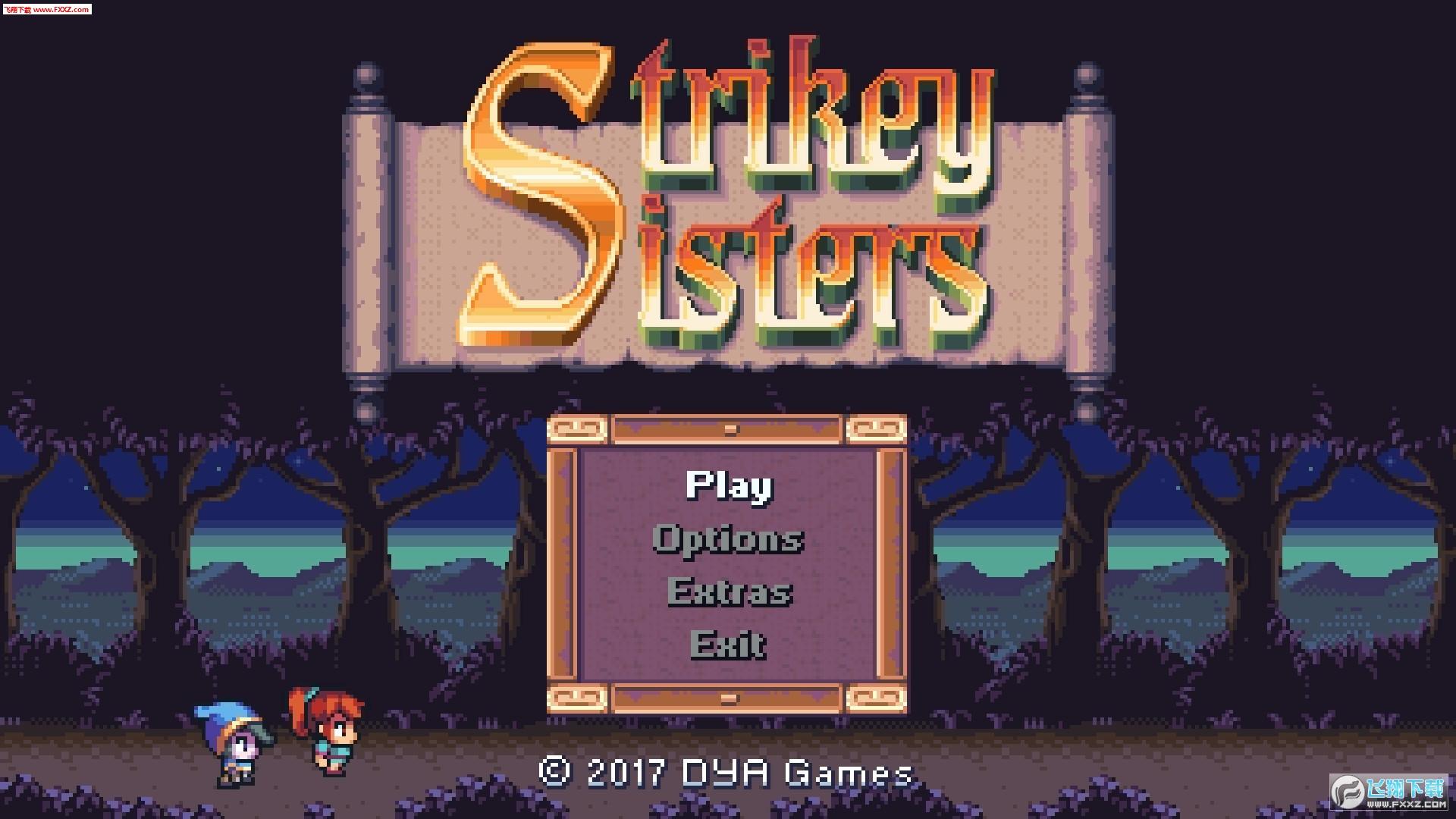 Strikey Sisters截图0