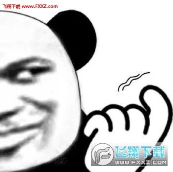熊猫脸表情包制作_熊猫脸表情包图片