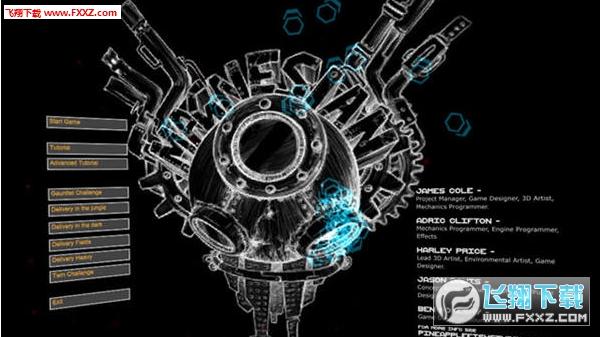 镁合金机器人截图0
