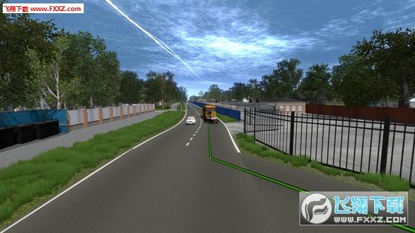 Bus Driver Simulator 2018截图0