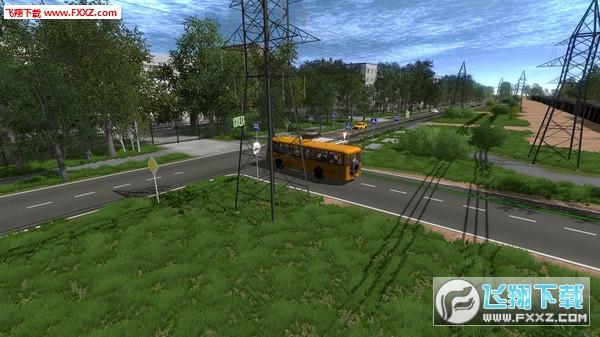 Bus Driver Simulator 2018截图3