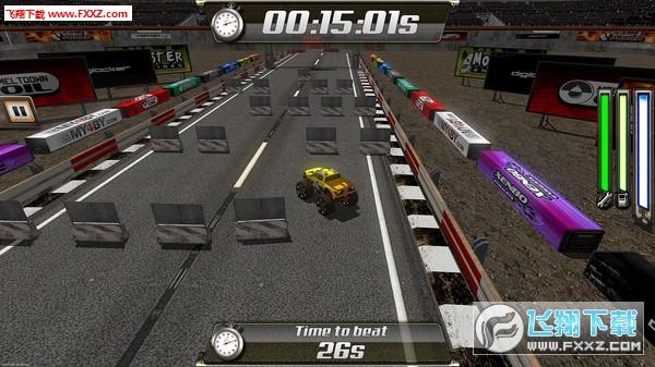 超级卡车越野(SuperTrucks Offroad)截图0