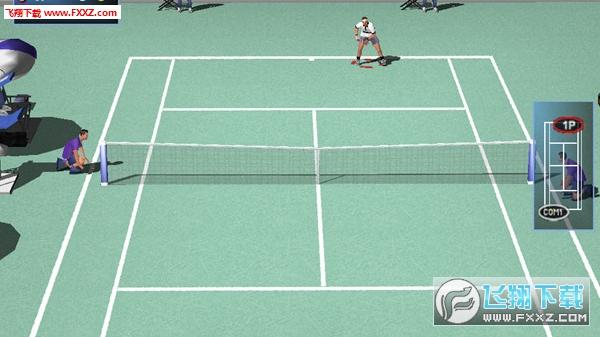 阿加西网球2002截图0