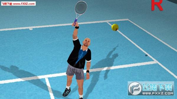 阿加西网球2002截图1