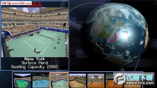 阿加西网球2002截图2