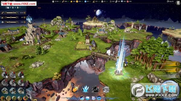 漂移大陆:魔法复兴截图1