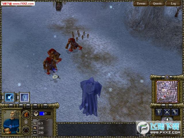 魔法之战:黑暗征兆截图0
