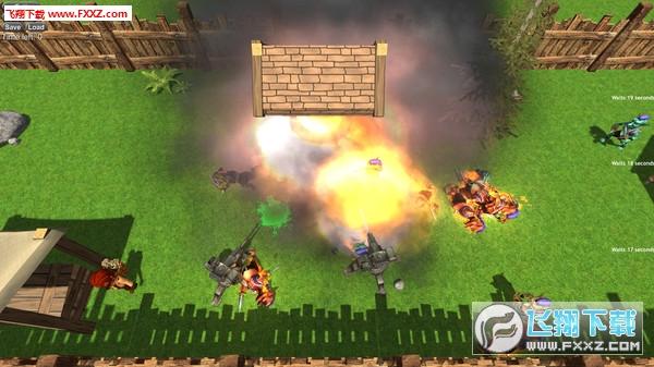 爆炸塔防(Bomb Defense)截图4