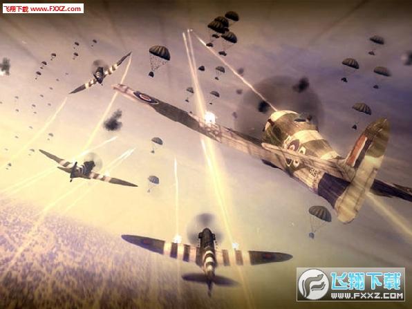 炽天使2秘密任务 (Blazing Angels 2:Secret Missions of WWII)截图3