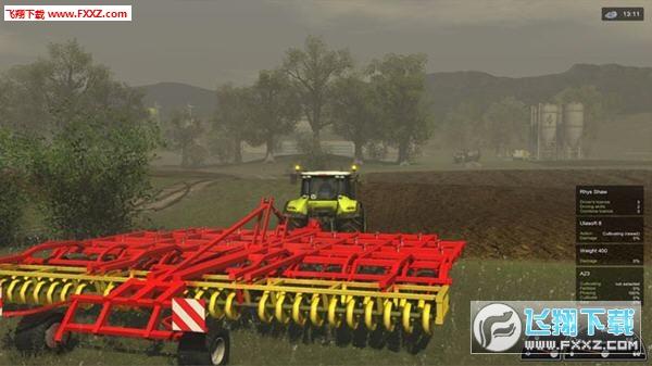 农业模拟2011黄金版(Agrar Simulator 2011)截图0