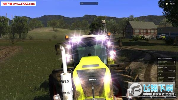农业模拟2011黄金版(Agrar Simulator 2011)截图2