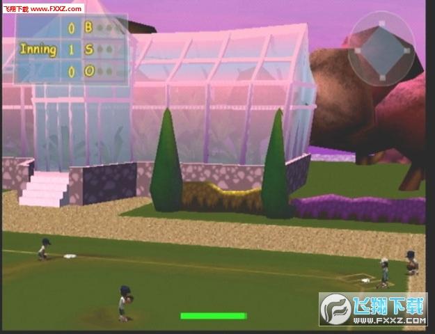 庭院棒球2007 (Backyard Baseball 2007)截图1